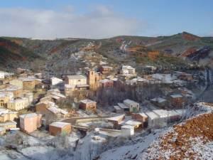 Puebla de Valles nevada