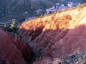 Puebla de valles desde las Pequeñas Médulas