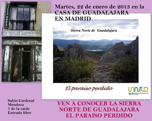 130116 paraiso en Madrid
