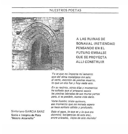 Poesia Bonaval